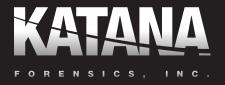 Katana Forensics