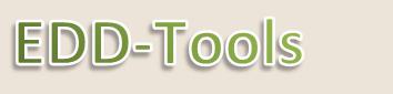 EDD-Tools